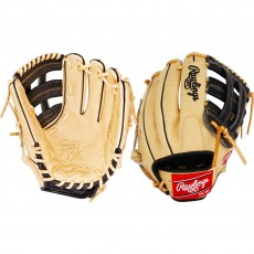 "Rawlings 12"" Heart of the Hide Baseball Glove, PRO206-6CB"