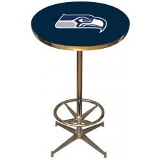 Seattle Seahawks NFL Pub Table