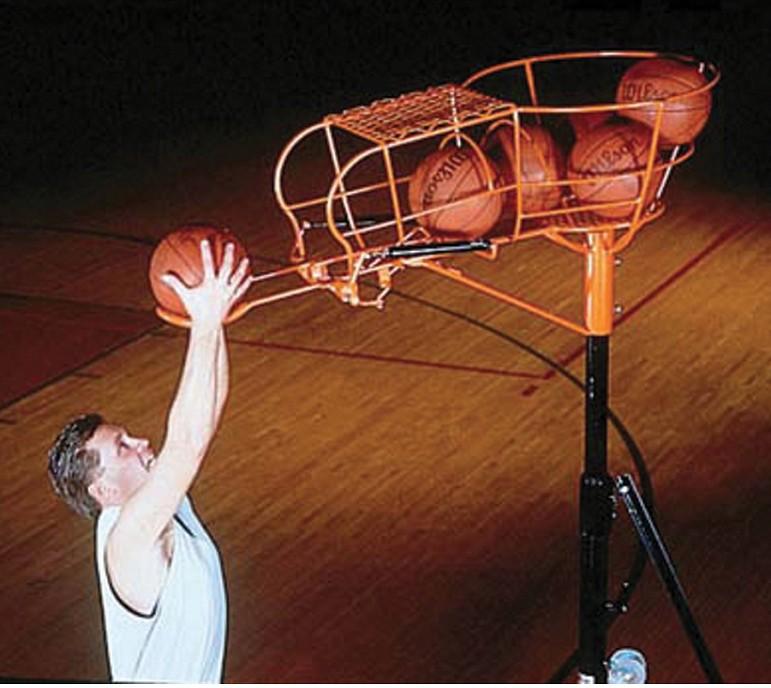Spalding Mccall S Basketball Rebounder Trainer