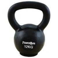 PowerMax TA4112 Kettlebell, 12K (26.4 lbs)