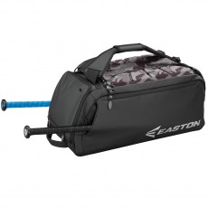 Easton Hybrid Backpack/Duffle-Black