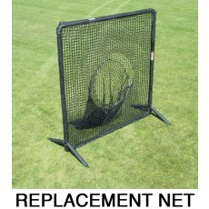 Jugs REPLACEMENT NET for Protector Series 7' x 7' Batting Screen w/ Sock Net