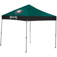 Philadelphia Eagles NFL 9x9 Straight Leg Canopy