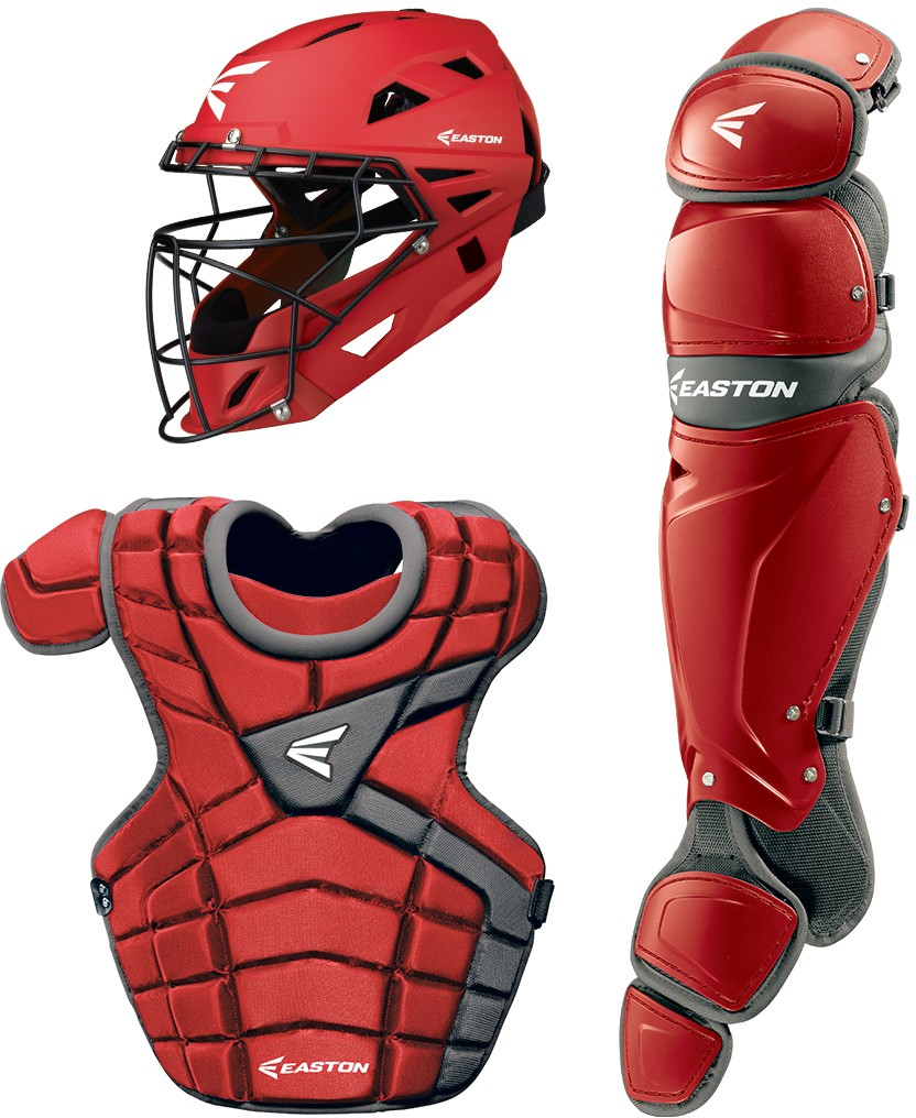 Easton M10 Catcher's Gear Set, YOUTH