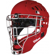 Wilson WTA5500 Shock FX 2.0 Matte Finish Catcher's Helmet, YOUTH