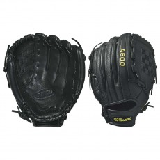 Wilson A500 WTA05RB1712 YOUTH Baseball Glove, 12""