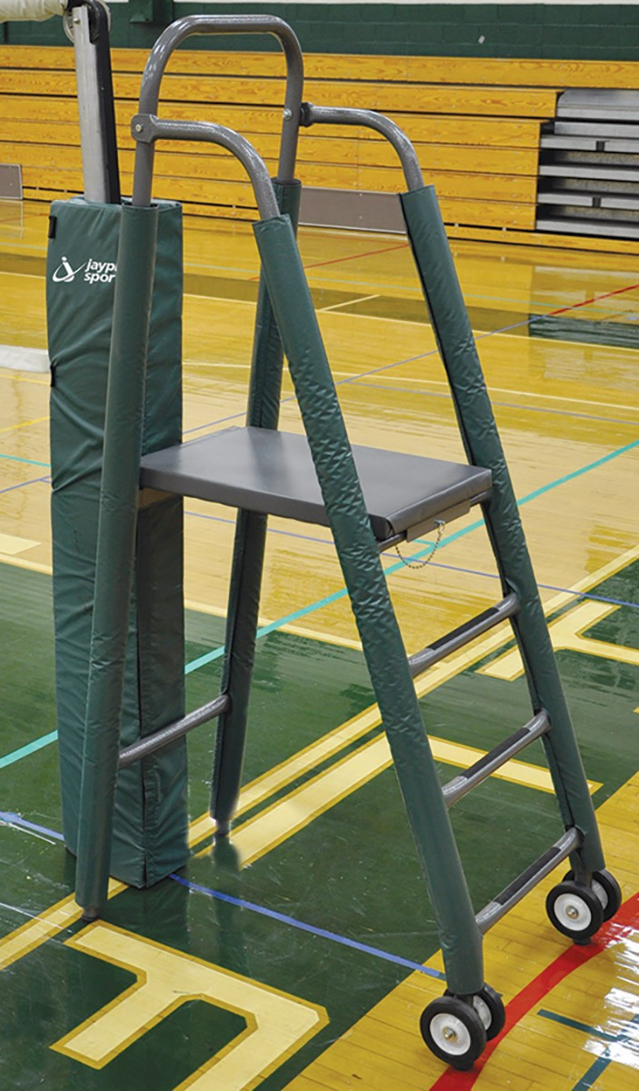 Jaypro Vrs 8000 Mega Ref Volleyball Referee Stand Volleyball