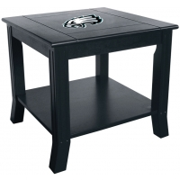 Philadelphia Eagles NFL Hardwood Side/End Table