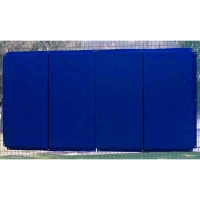 Baseball / Softball Backstop Protective Padding, 4'H x 8'L