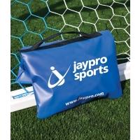 Jaypro SWB-454W Sand Anchor Bag w/ Nylon Strap, set of 4