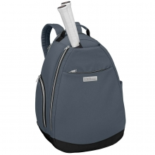 Wilson Women's Tennis Backpack, Gray/Black