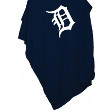 Detroit Tigers Sweatshirt Blanket