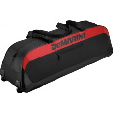 "DeMarini YOUTH Wheeled Equipment Bag, WTD9417, 34""L x 10""W x 10""H"