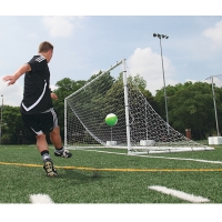 Gill Upper 90 387202 U90 Club Soccer Goals & Nets, 6.5' x 18.5'