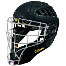 Wilson WTA5591 Shock FX 2.0 Umpire Helmet w/ Facemask