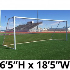Pro-Bound 6.5'x18.5' Quick Kick Official Soccer Goal (ea)