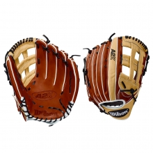 "Wilson A2K WTA2KRB181799 Outfield Baseball Glove, 12.75"""