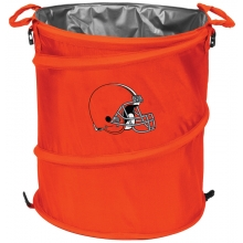 Cleveland Browns NFL Collapsible 3-in-1 Hamper/Cooler/Trashcan