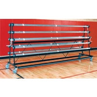 GymSafe Floor Cover Storage Rack, 10 ROLL