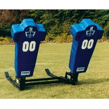 Fisher 9002 Big Boomer Blocking Sled, 2-MAN