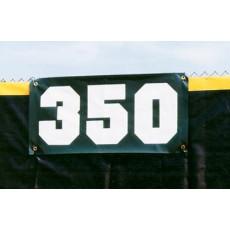 Fisher Baseball/Softball Outfield Distance Marker, DM1