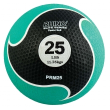 Champion PRM25 Rhino Elite Medicine Ball, 25lbs