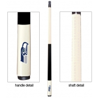 Seattle Seahawks NFL Billiards Cue Stick