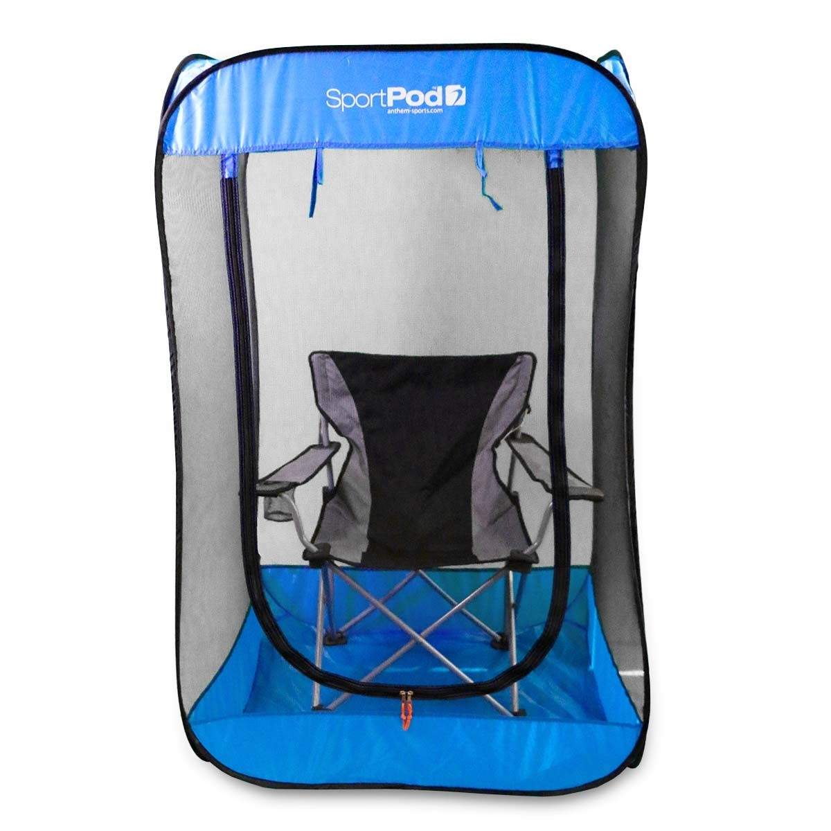 ... Pop Up Insect Screen Tent. CHAIR NOT INCLUDED CHAIR NOT INCLUDED  sc 1 st  Anthem Sports & BugPod™ UnderCover™ SportPod™ Pop Up Insect Screen Tent