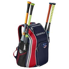 "Louisville Prime Stick Backpack, WTL9902, 14""W x 9""D x 23""H"