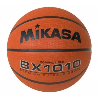 Mikasa BX1010 Varsity Series Rubber Basketball, WOMEN'S & YOUTH, 28.5""