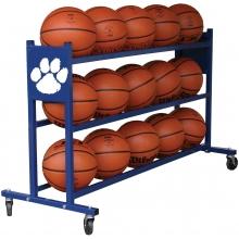 KBA K-BR15 Basketball Ball Carrier in Team Colors
