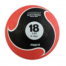 Champion PRM18 Rhino Elite Medicine Ball, 18lbs