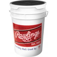 Rawlings Baseball/Softball Ball Bucket (BUCKET ONLY)