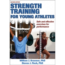 Strength Training for Young Athletes, Book