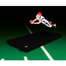 "Fisher 6'W x 12'L x 12""H Football Landing Mat, LM129"