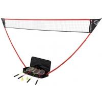 Zume Portable Instant Badminton Set