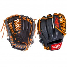 Rawlings PRO204-4JB Heart of the Hide Baseball Glove, 11.5""
