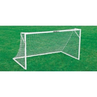 Kwik Goal 2B3003 Deluxe European Club Soccer Goals, 6.5' x 12', pair