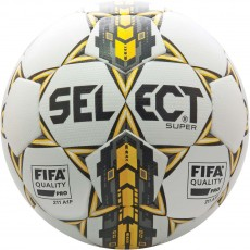 Select NJCAA Super Soccer Ball, White