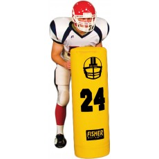 "Fisher 42""H Stand Up Football Dummy, 14"" Dia., SUD-4214"