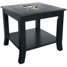 Pittsburgh Penguins NHL Hardwood Side/End Table