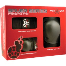 Triple Eight Saver Series Protective Pack, ADULT