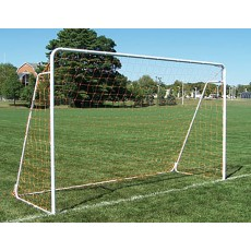 Jaypro 7' x 21' Folding Youth/Practice Goals, SFG-14 (Pair)