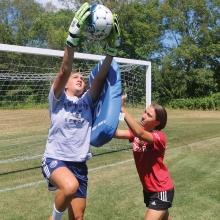 Soccer Blocker Goalkeeper Training Aid