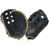 Worth CFBMBC Century Series Fastpitch Softball First Base Glove, 12.5""