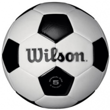 Wilson Traditional Size 5 Soccer Ball