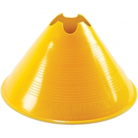Kwik Goal 6A13 Jumbo Disc Cone w/ Cradles, pack of 12