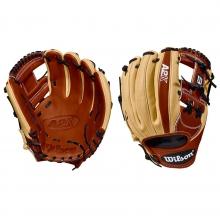 "Wilson A2K WTA2KRB181787 Infield Baseball Glove, 11.75"""