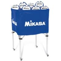 Mikasa BCSPSH Volleyball Cart, ROYAL