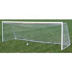 Jaypro 8' x 24' Official Portable Soccer Goals, SGP-100 (pair)
